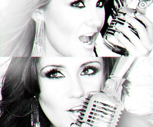 dulce maria, girl, and music image