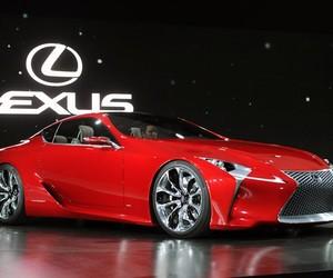 car, lexus, and super car image