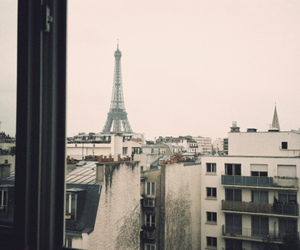 paris, vintage, and france image