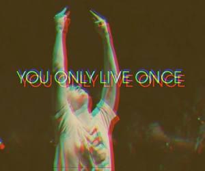 yolo, live, and life image