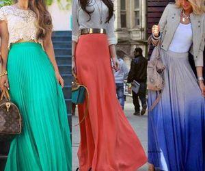 skirt and dress image