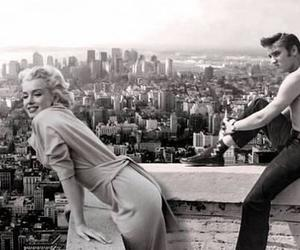 elvis, Presley, and marilyn image