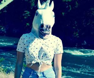 unicorn and hipster image
