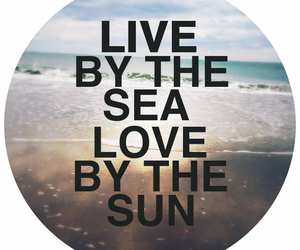 sea, sun, and live image