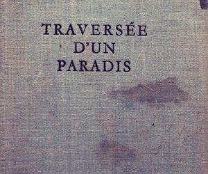 traversée d'un paradis image
