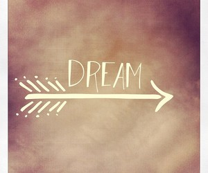 Dream, arrow, and cool image