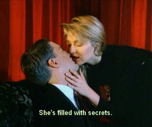 Laura Palmer, Twin Peaks, and secrets image