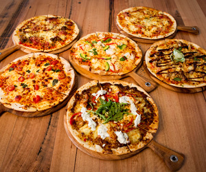 delicious and pizza image
