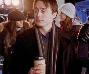 coffee, gorgeous, and Kieran Culkin image