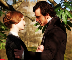 jane eyre and love image