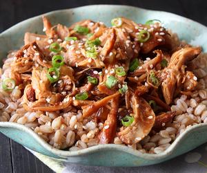 Chicken, honey, and chinese image