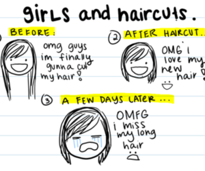 after, before, and comic image