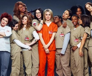 orange is the new black, oitnb, and netflix image