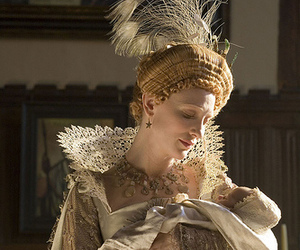 baby, dress, and elizabeth: the golden age image