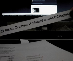 married, single, and the maine image