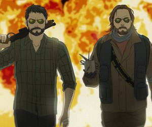 bill, Joel, and the last of us image