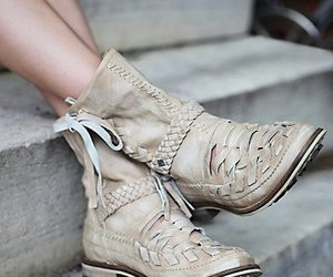 boots, fashion, and free people image