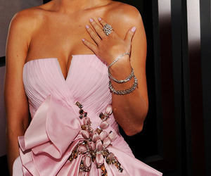 dresses, nail, and fashion image