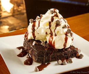 cake, comida, and muffin image