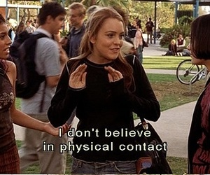 lindsay lohan, quotes, and freaky friday image