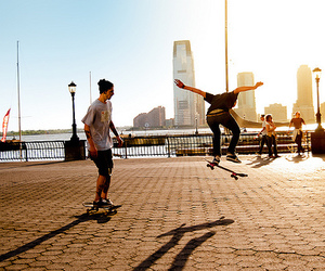 skate, boy, and guy image