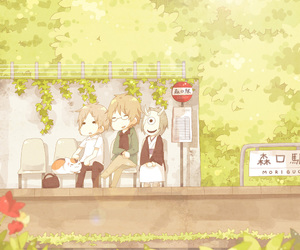 anime, natsume, and boy image