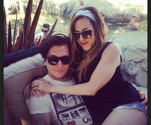 synyster gates and michelle haner image
