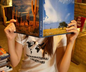 argentina, book, and buenos aires image