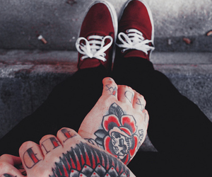 boys, tattoo, and Tattoos image