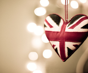 heart, london, and england image