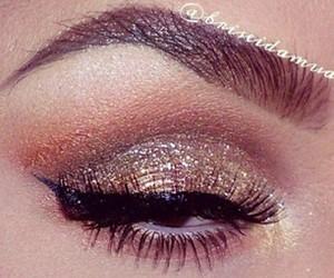 beutiful, eyeliner, and eyes image