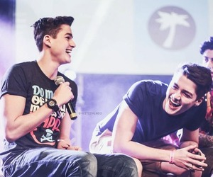 twins, jack harries, and finn harries image
