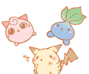 pokemon, cute, and jigglypuff image