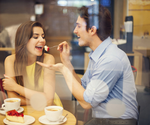 couple, romantic couple, and dating image