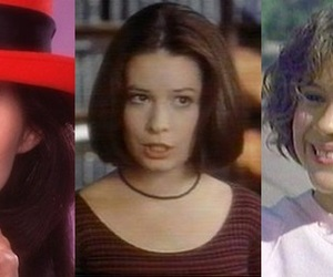 charmed, phoebe, and piper image