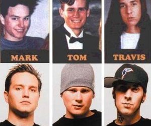 after, before, and tom delonge image
