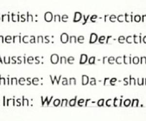 one direction, irish, and british image