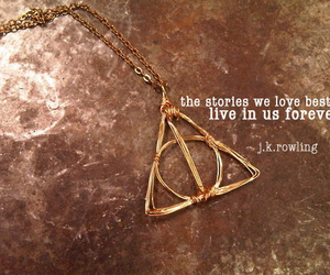 harry potter, jk rowling, and story image