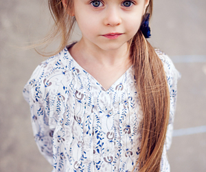 cute, hair, and kids image