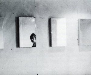 b&w, black and white, and mirror image