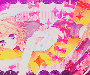 vocaloid and kagamine rin image