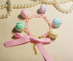 bracelet, cute, and pastel image