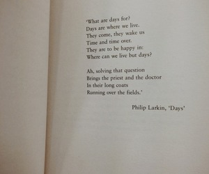 days, one day, and poem image