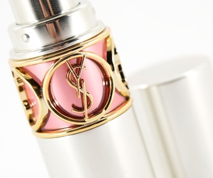 YSL, lipstick, and pink image