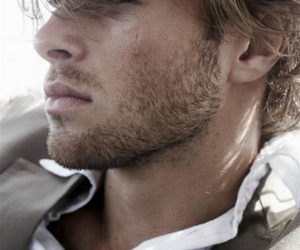 sexy, handsome, and blond image