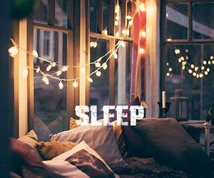 sleep and light image
