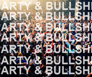 party and bullshit image