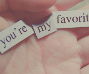 text, love, and favorite image