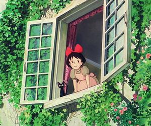 anime, ghibli, and kiki's delivery service image