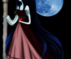 rainha, adventure time, and marceline image